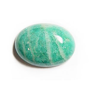 Amazonite Cabouchon polished