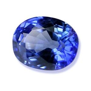 blue sapphire gemstone