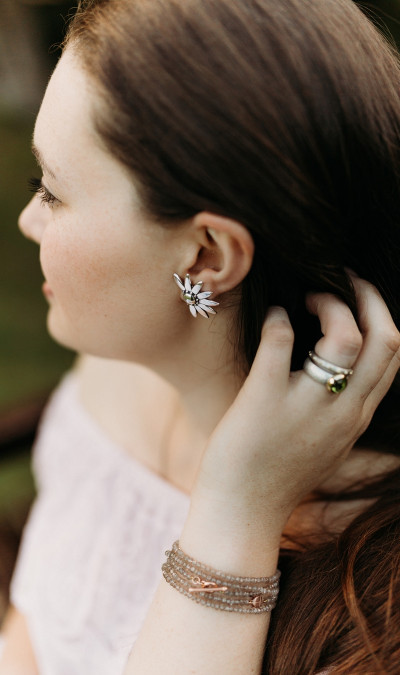 Bejewelled Summer Picnic - a delicious selection of new jewellery by Scarab Jewellery Studio